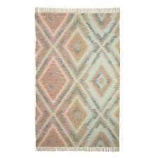 santa fe wool kilim rug the company santa fe rugs