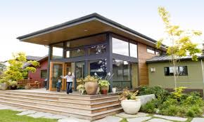 Shed Roof Home Plans Modern Shed Roof Home Designs Brightchatco