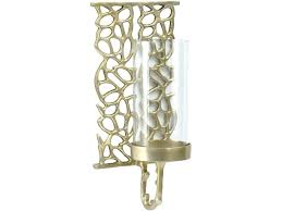 awesome fancy gold wall sconce candle holder brass sconces attractive for candles antique
