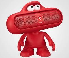 bluetooth speakers beats. buy beats by dr. dre pill dude wireless bluetooth speaker stand-oem online speakers