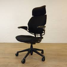 freedom chair parts. ergonomic chair headrest | humanscale freedom used parts