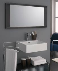 modern bathroom mirrors. Amazing Of Modern Bathroom Mirrors Contemporary For Style