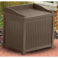 brilliant suncast patio furniture patio decor inspiration suncast resin wicker deck box storage compartment resin wicker