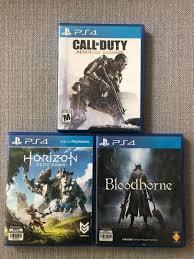 PS4 games bundle sales - 3 items, Toys ...