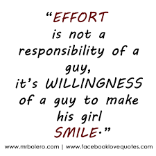 His Quotes About Effort. QuotesGram via Relatably.com