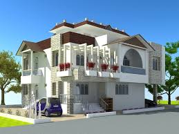 New home designs latest.: Modern homes latest exterior front designs ...