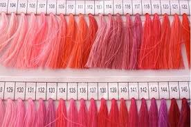Pink Color Chart In 2019 Cool Hair Color Hair Color Pink