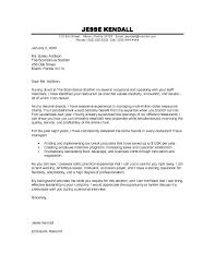 Cover Letters Templates Free Job Cover Letter Template New Free Training Templates Show Examples