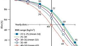 Blogorrhea Body Mass Index Vs Longevity Latest Findings