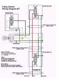 how to wire a 3 way light switch home pinterest third, change 120v light switch wiring diagram 3 way switch wiring diagram 7
