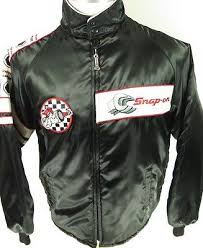 Vtg 80s Snap On Racing Jacket L Patch Quilted Horizon | What's it ... & Vtg 80s Snap On Racing Jacket L Patch Quilted Horizon Adamdwight.com