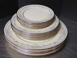 Lenox China Patterns Extraordinary 488 Pc Lenox Charleston Dinnerware Fine China Service 48 Floral Design