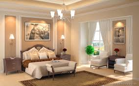 Nice Decorated Bedrooms Beautiful Houses Interior Master Bedrooms