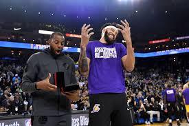Andre Iguodala live-tweeted Lakers fourth quarter run ...