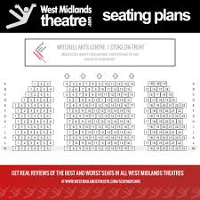 Victoria Palace Seating Chart West Midlands Theatre Seating Plan For Mitchell Arts Centre