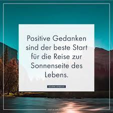 Positive Gedanken Sind Der Beste Start Für Die Reise Zur Sonnenseite