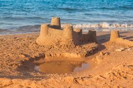 Znalezione obrazy dla zapytania sandcastle