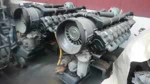 TATRA 815 motor V12 BITURBO - Tvrdošín