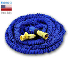 expanding garden hose. GarDspo Hoses World\u0027s Strongest Expandable Garden Hose - Blue Expanding