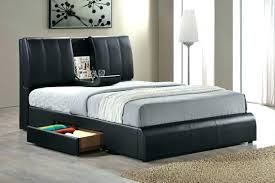 Bed Frame And Headboard Set Image Of Queen Bed Frame With Storage ...