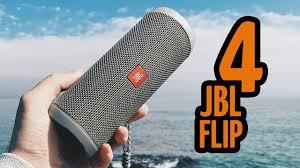 Обзор <b>JBL Flip</b> 4. Лучшая портативная акустика? - YouTube