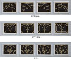 want to add more dazzle to your door nothing does more for so little than leaded glass look inserts glimmering prisms of beveled acrylic can make your