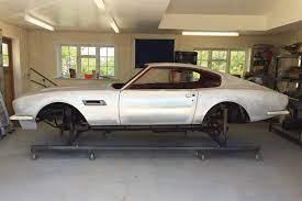 Building The Perfect Aston Martin Dbs V8 Classic Sports Car