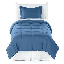 coronet blue twin comforter sheets light bed set