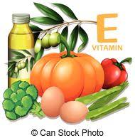 Vitamin E Food Sources Chart