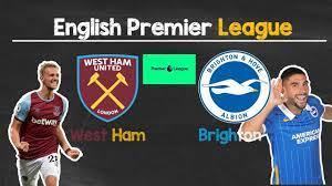 วิเคราะห์ฟุตบอลพรีเมียร์ลีกอังกฤษ เวสต์แฮม ยูไนเต็ด vs ไบรท์ตัน  วันอาทิตย์ที่ 27 ธันวาคม 2563 - YouTube