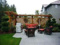 patio privacy screen awesome outdoor ideas to hide ugly views and nosy neighbors fence of diy hi