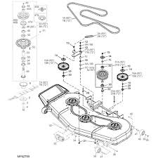 john deere la145 belt diagram amazon john deere plete 42 mower deck john deere la145 belt diagram la145 parts diagram unique diagram lawn mower ignition switch