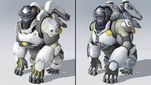 When null sector attacks, winston assembles a small strike team to fend off the invasion. Overwatch 2 Character Comparison New Hero Models Dexerto