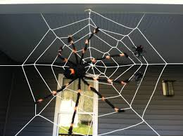 How To Make A Giant Spider Web A Tangled Web Megan Pesce Interiors