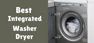 best washer dryer. Which Is The Integrated Washing Machine? Best Washer Dryer E