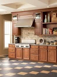 Recommended Flooring For Kitchens Linoleum Flooring In The Kitchen Hgtv