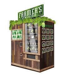 Vending Machine Fridge Unique Farmer's Fridge Vending Machines Dispense Jars Of Fresh Wholesome