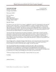 Brilliant Ideas Of Letter Of Recommendation From Math Teacher