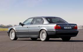 BMW History: E38 7 Series
