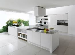 Exellent Contemporary Kitchen Flooring Spacious Floor T In Perfect Ideas