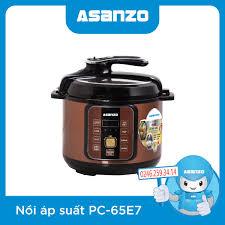 Nồi Áp Suất Asanzo PC-65E7 chính hãng, giá rẻ tại Hà Nội