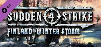 Sudden Strike 4 Finland Winter Storm Appid 813390