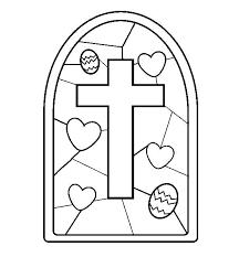Religious Easter Coloring Sheets Printable Wondrous Ideas Printable