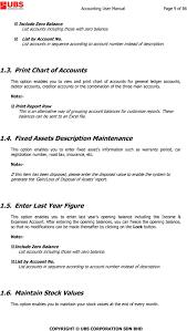 Accounting User Manual Pdf
