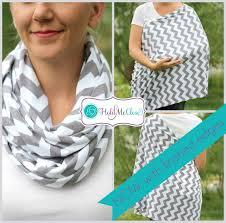 nursing scarf hold me close nursing scarf gray 🔎zoom