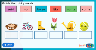 A variety of worksheets for phase four. Phonics Tricky Words Game Phase 4 Classroom Secrets Kids