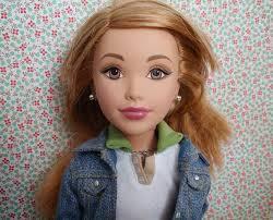 Doll mattels teen trend