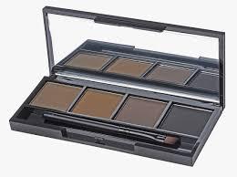 eyebrow powder. kco eyebrow powders \u0026 stencils powder l