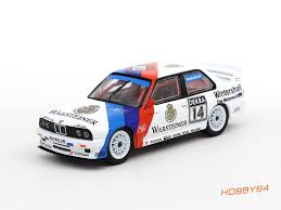 All BMW Models 91 bmw m3 : Tarmac Works 1/64 BMW M3 DTM Winner Norisring 1992 - J. Winkelhock