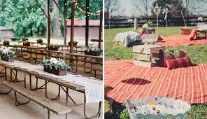 picnic wedding reception. Picnic Wedding Reception Styling One Fine Day Wedding Fair